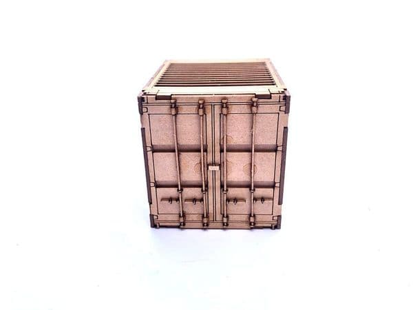 LX188-OO 10ft Shipping Container Kit (Pack of 2) OO/4mm/1:76